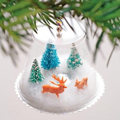Christmas Craft: Winter Wonderland