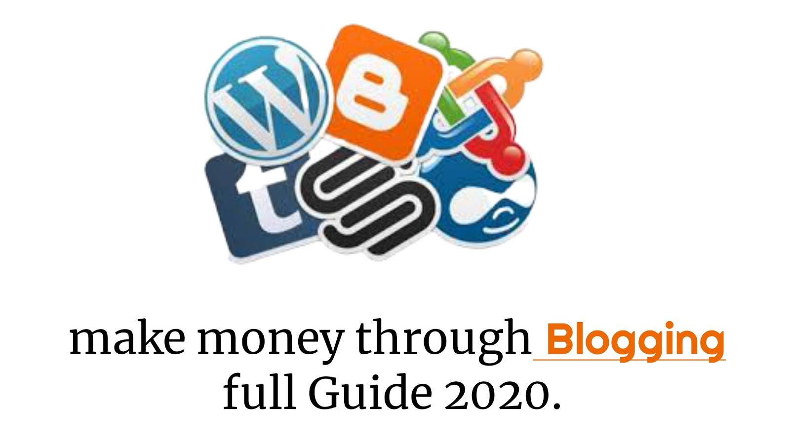 How do I start a blog that pays? Is blogging still profitable in 2020 How do beginner bloggers make money? How much money can you make from a blog?