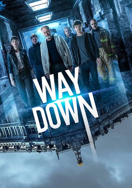 Way Down AKA The Vault Hindi Dubbed 2021 Full Movie Dual Audio 720p