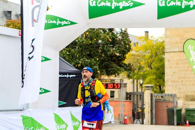 Crónica Maratón de montaña El Escorial - Miguel Ángel Rozas