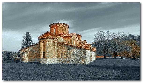 Αγιος Γεωργιος της Ομορφοκκλησιας στην Καστοριά