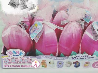 Baby Born Surprise Blooming Babies series 3