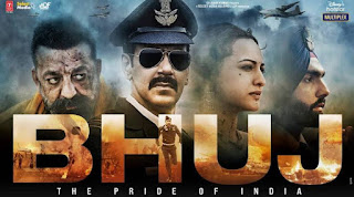 Bhuj The Pride of India Full Movie Download Filmyzilla FilmyMeet Mp4moviez