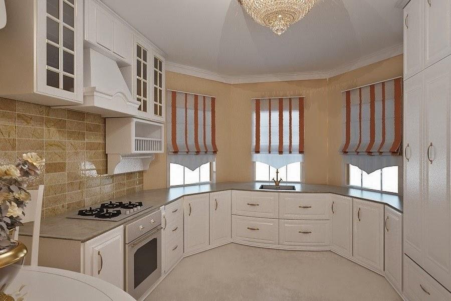 Design interior casa stil clasic american Constanta - Design Interior / Amenajari Interioare | Design - interior - bucatarie - stil - clasic - casa - Constanta