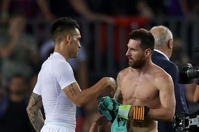 """Messi phá đám, """"sát thủ"""" đá cặp Lukaku từ chối 3000 tỷ đồng của MU 2"""