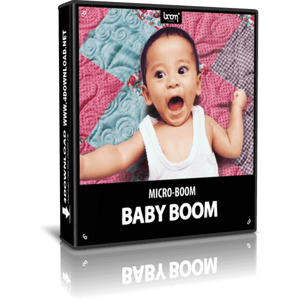 Download BOOM Library - Baby BOOM