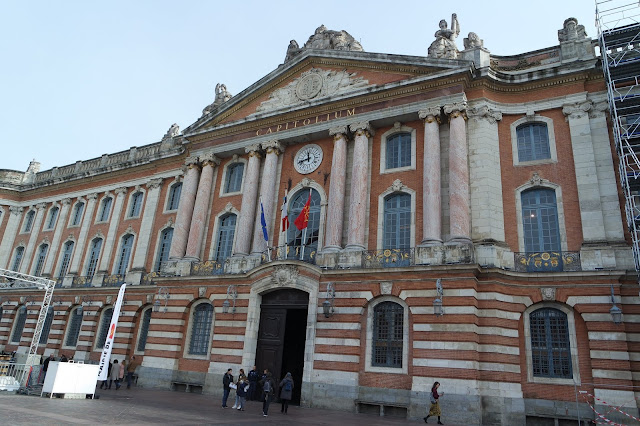 Toulouse France City Hall