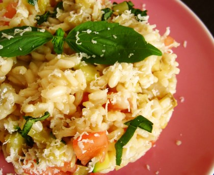 Southern Risotto