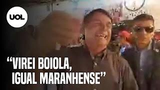 Bolsonaro faz piada no Maranhão – Paulo Guedes diz sobre privatizar o SUS e acusa bancos