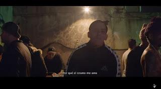 LETRA Micro En Llamas Cuervo Klan