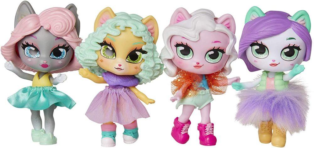 Куклы кошки Kitten Catfe Purrista сезон 2