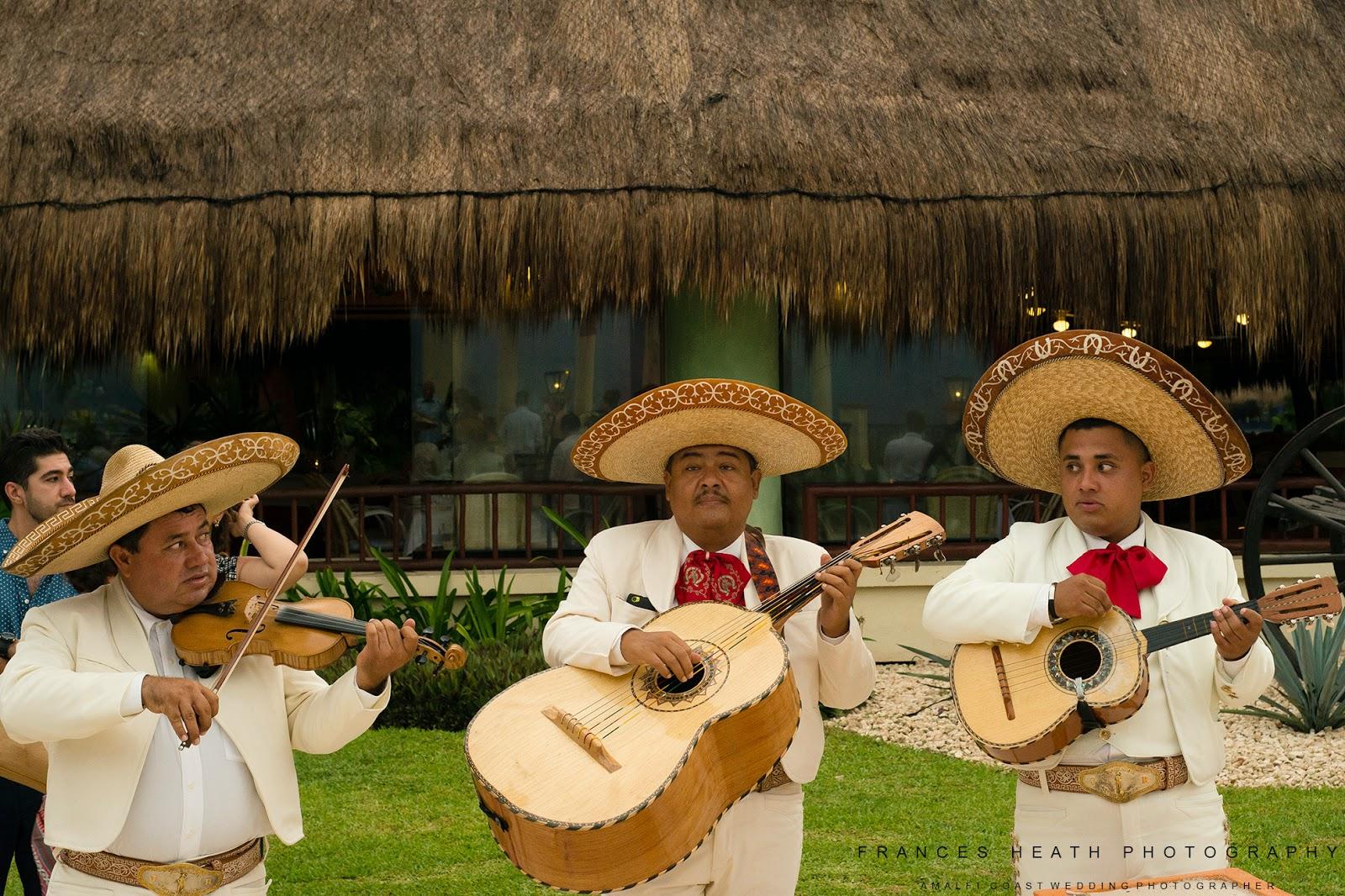 Wedding Mariachi band Mexico