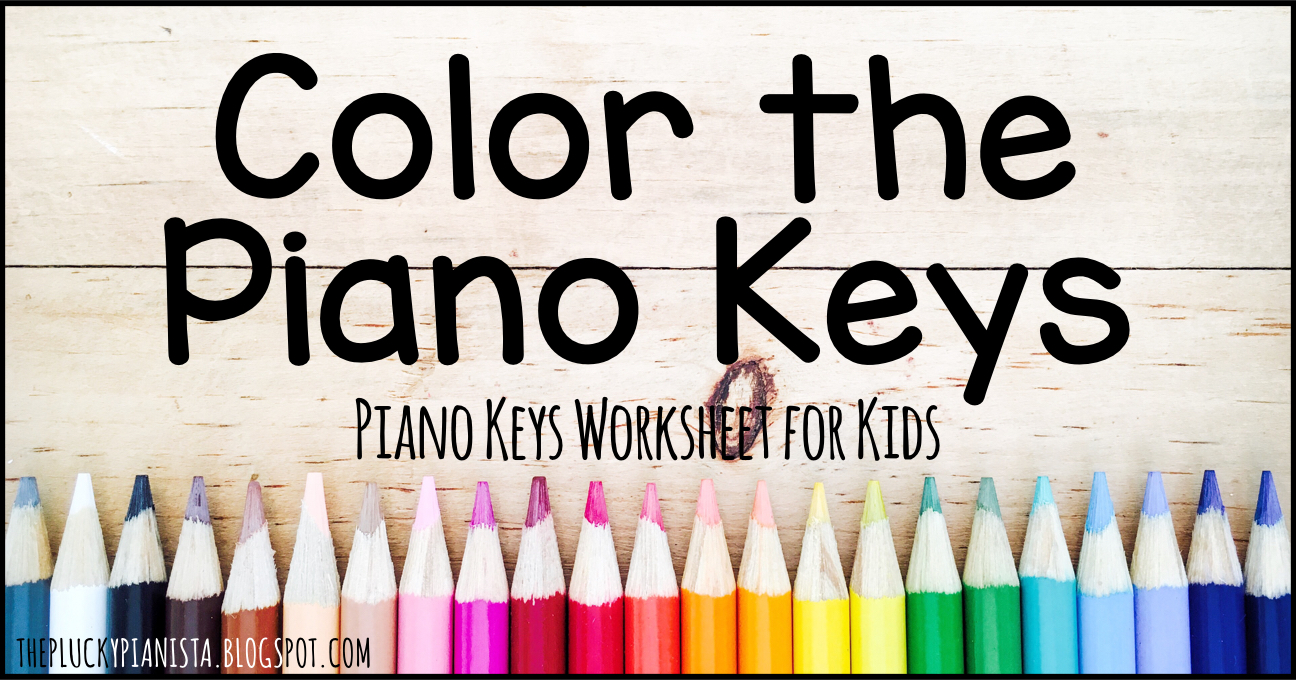 free piano keys coloring pages - photo#35