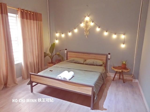 胡志明市住宿 Airbnb BnW Homestay (经济型民宿)