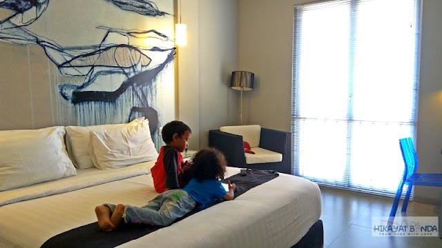 Loft Legian Hotel, Hunian Nyaman dan Murah