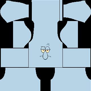 Kit DLS Squidward Tentacle