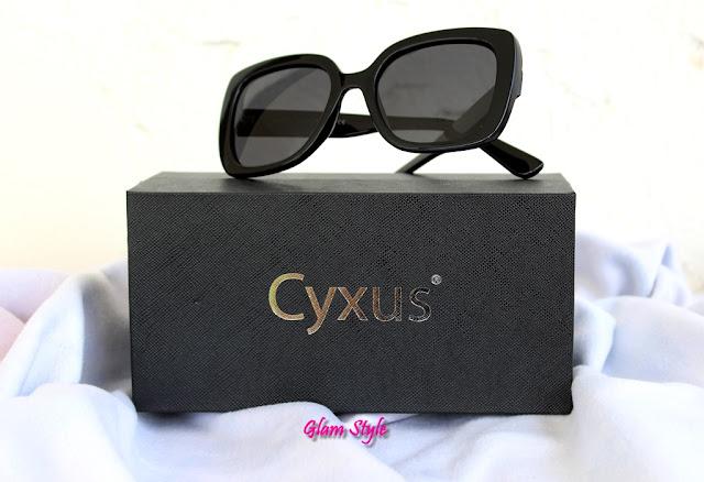 occhiali cyxus