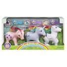 MLP Moonstone 25th Anniversary Rainbow Ponies 3-Pack G1 Retro Pony