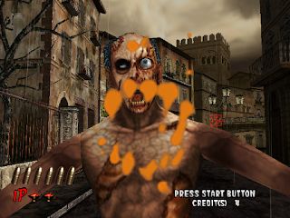 Screenshots of House Of the Dead 2