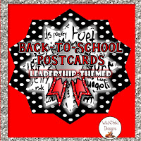 https://www.teacherspayteachers.com/Product/Back-to-School-Postcards-Leadership-Themed-2652612