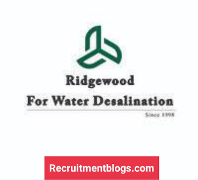 Planning Engineer At Ridgewood, a subsidiary of Hassan Allam Utilities and Almar Water Solutions JV