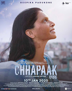 Chhapaak First Look Poster 2