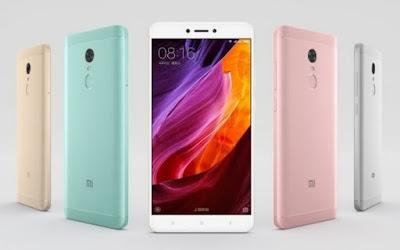 Xiaomi launches the Redmi Note 4X in a color splash, to launch tomorrow