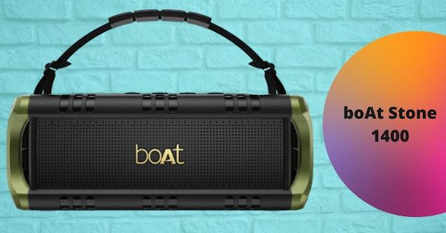 boAt Stone 1400 18W Bluetooth Speaker