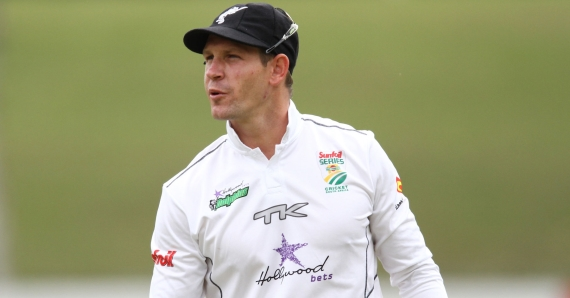 Sarel Erwee (Credit: Anesh Debiky) - Hollywoodbets Dolphins - Sunfoil Series