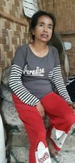 Salbiyah tks di RSUD Batubara yang 10 bulan tak gajian.