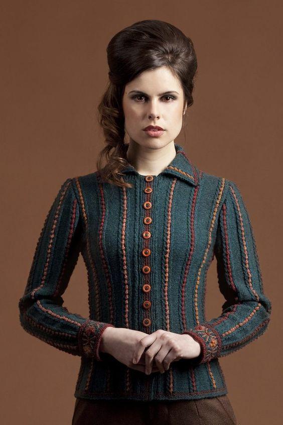 inspirowane swetry