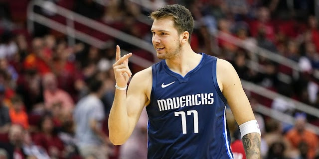 Luka Doncic scores 41, Pistons fall in Mexico City