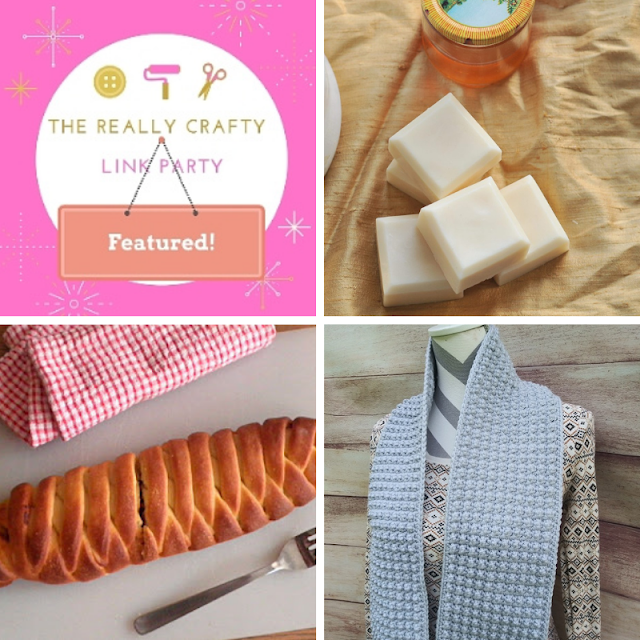 The Really Crafty Link Party #248 featured posts