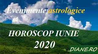 Evenimente astrologice în horoscopul iunie 2020