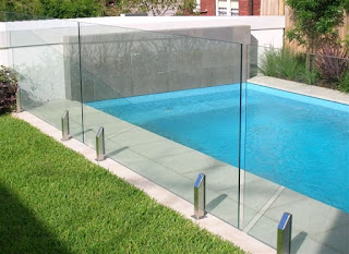 Glass Pool Fences by Giovani Glass
