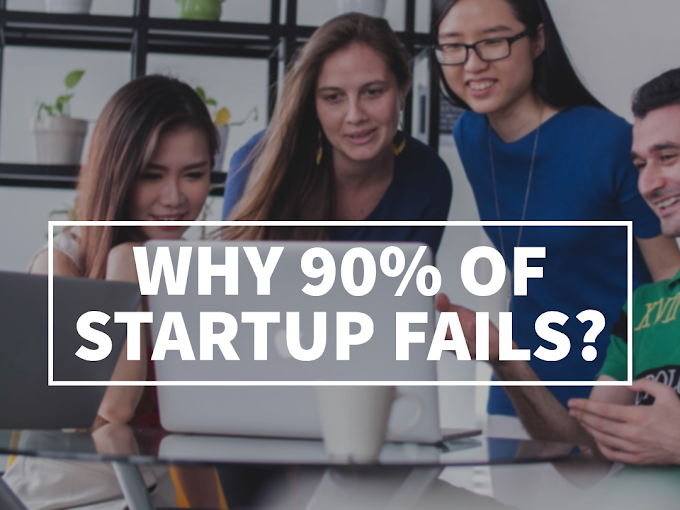 Why Do Startup Fails?