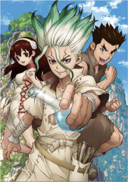 Dr Stone Anime Photos And Wallpaper In Hd
