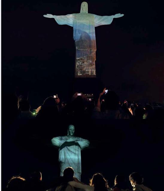 """Empresa que fez o Cristo Redentor """"abraçar o Rio de Janeiro"""" produzirá o Natal de Luzes da Itaipu"""