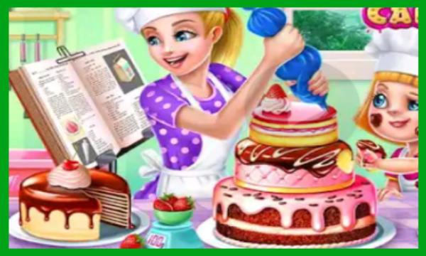 real cake maker 3D baker,design & Decorate
