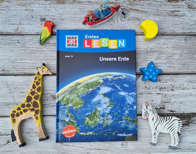 WAS IST WAS Erstes Lesen: Spannende Sachbücher für Leseanfänger. Von der 1. über die 2. bis zur 3. Klasse ist die Erde für Kinder faszinierend. Dieses Kindersachbuch vermittelt Wissen, ist für Einsteiger geeignet und leicht zu lesen.