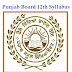 Punjab Board 12th Syllabus - PSEB Class 12th Syllabus 2018 PDF