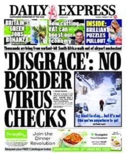 Daily Express 09 February 2021
