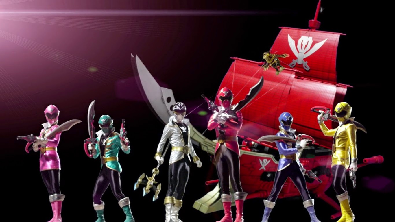 History Of Power Rangers Manga Council
