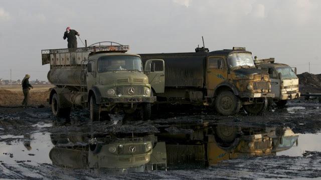 Israel obtiene derechos petroleros robados por EE.UU a Siria
