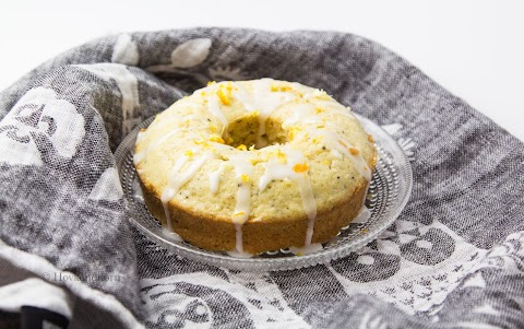 Orange-Cardamom Bundt Cake