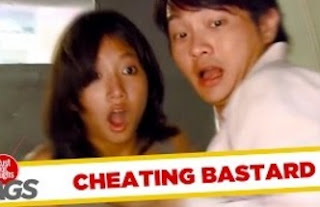 Funny Video – Man Caught Cheating on Injured Wife