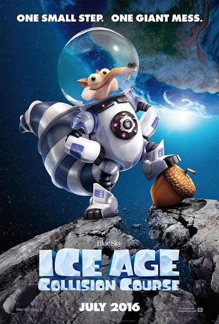 Ice Age: Collision Course in Theaters Everywhere July 22nd  via  www.productreviewmom.com
