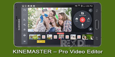 KineMaster – Pro Video Editor Apk + Mod for Android