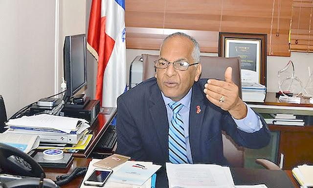 El doctor Terrero felicita a los aspirantes del Comité Central del PLD