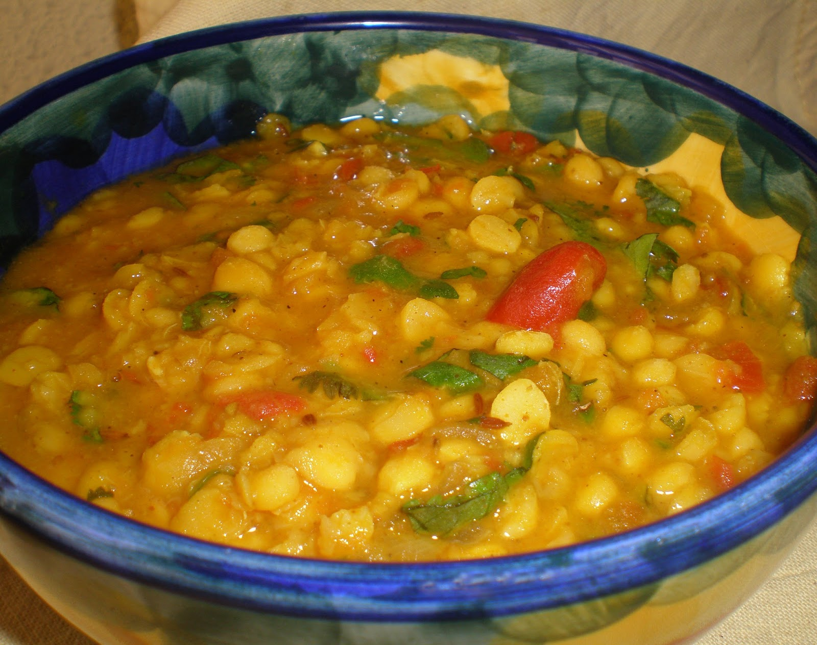 La cocinera novata tarka dal plato indio de legumbres tarka dal plato indio de legumbres fuente indian food made easy de anjum anand forumfinder Images